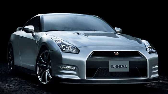 Nissan hat Hand an den GT-R gelegt.