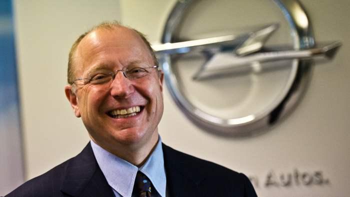 GM-Vize Girsky sieht «erste Lichtblicke» für Opel