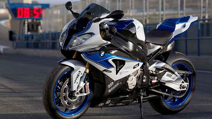 BMW Motorrad peilt neues Rekordjahr an