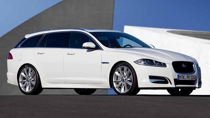 Mit dem XF Sportbrake kehrt Jaguar in das Kombisegment zurück.