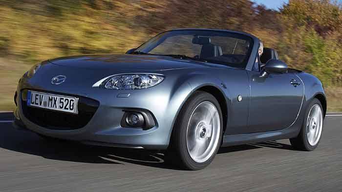 Mazda und Fiat bauen Roadster gemeinsam