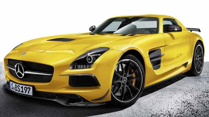 Mercedes SLS AMG: Mehr Bodenfreiheit