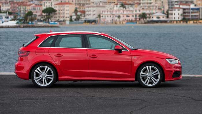 Der neue Audi A3 Sportback.