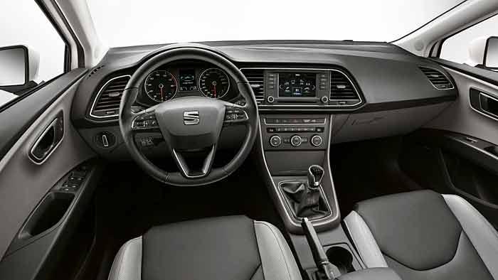 Der neue Seat Leon wird am 24. November eingeführt.