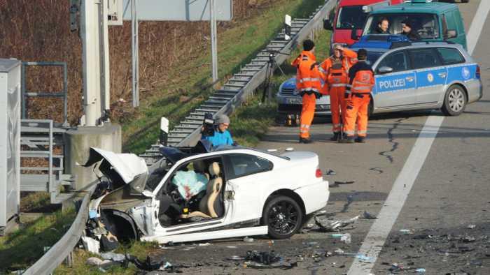 Der Zahl der Verkehrstoten ist wieder gestiegen.