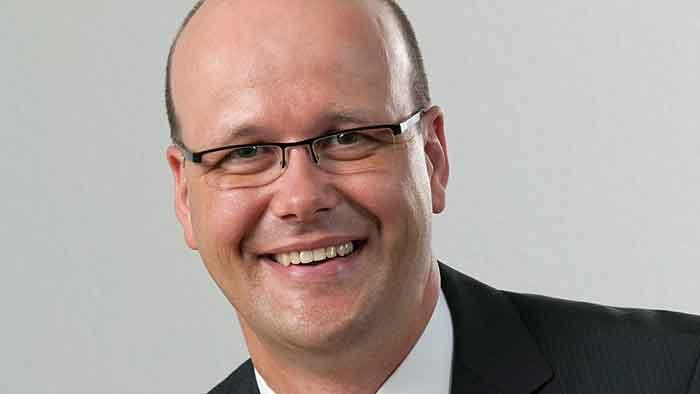 Jaguar-Vertriebschef Axel Ecke