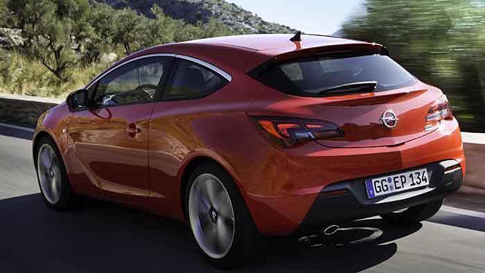 Der Opel Astra OPC ist das Topmodell der Astra-Baureihe.