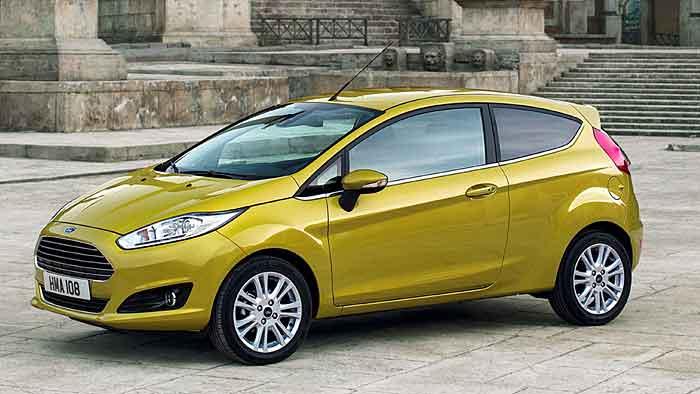 Der Ford Fiesta ist als Gebrauchter zuverlässig.