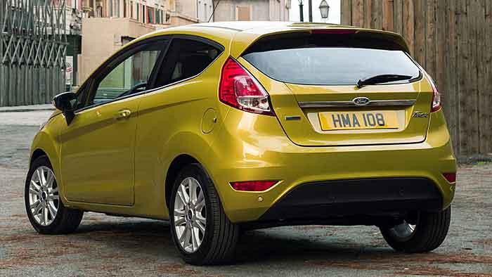 Ford hat den Fiesta gründlich überarbeitet.