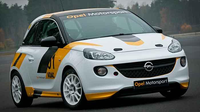 Der Opel Adam Cup soll mindestens 140 PS unter der Haube beherbergen.