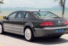 Der VW Phaeton nimmt eine Nische in der Oberklasse ein.
