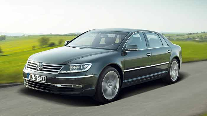 VW Pkw vor neuem Auslieferungsrekord