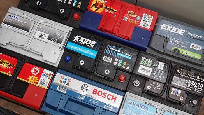 Batteriewechsel per App