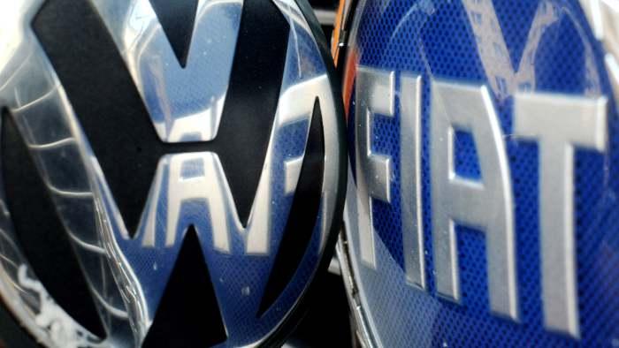 VW kommt besser durch die Krise als Fiat.