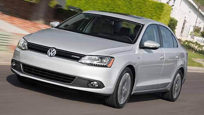 VW hybridisiert Jetta