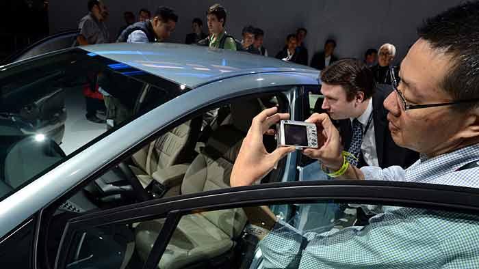 Die Los Angeles Auto Show öffnet bis zum 9. Dezember ihre Pforten.