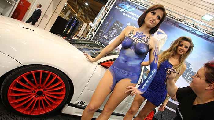 Ab Samstag zeigen rund 500 Aussteller ihre Exponate auf der Essen Motor Show