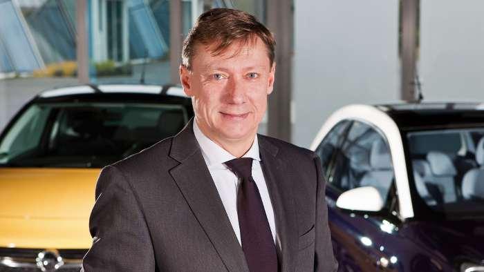Matthias Seidl wird neuer Opel-Vertriebschef für Deutschland.