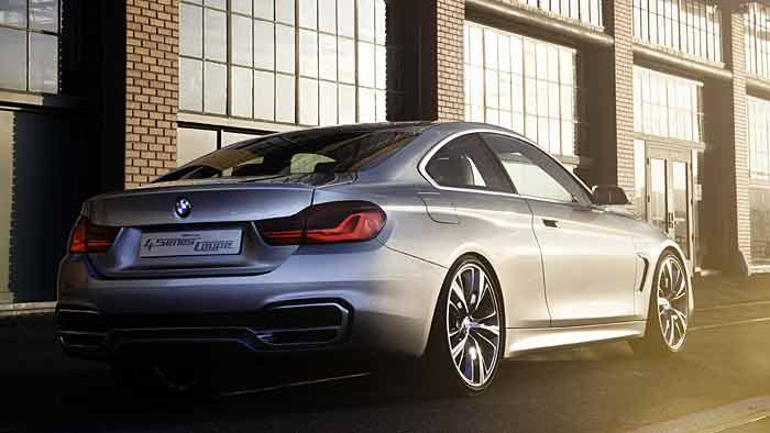Das Vierer-Coupé von BMW startet im Oktober 2013.