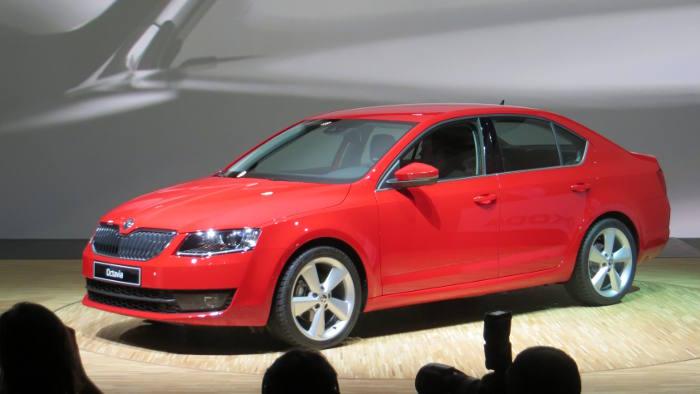 Der neue Skoda Octavia kommt im Februar 2013 auf den Markt.