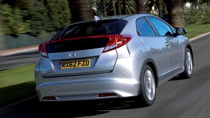 Der Honda Civic 1.6 i-DTEC soll sich mit 3,6 Litern begnügen.