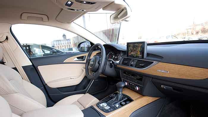 Der Audi A6 allroad quattro ist ein höhergelegter Avant.