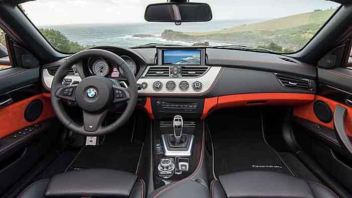 Der geliftete BMW Z4 feiert Premiere in Detroit.