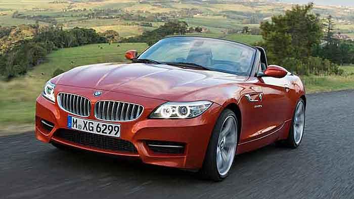 BMW Z4 Roadster: Aufgefrischt in neue Cabrio-Saison