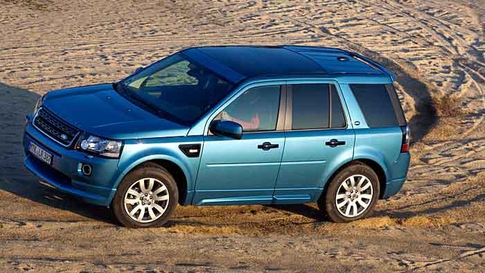 Der Land Rover Freelander 2 hat auch aufgefrischt seine Tugenden behalten.