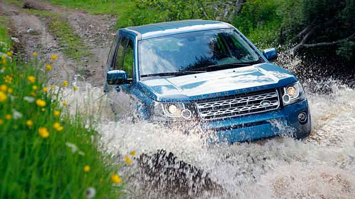 Land Rover Freelander: Landedelmann statt Dandy