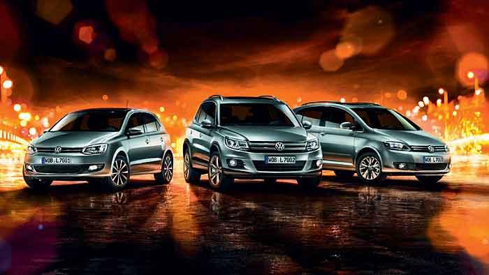 "VW bringt Sondermodelle ""Life"""