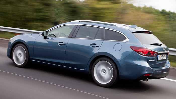 Der Mazda6 ist das einzige neue Volumenmodell in der Mittelklasse 2013.