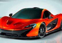 Die Produktion des McLaren P1 wurde planmäßig beendet.
