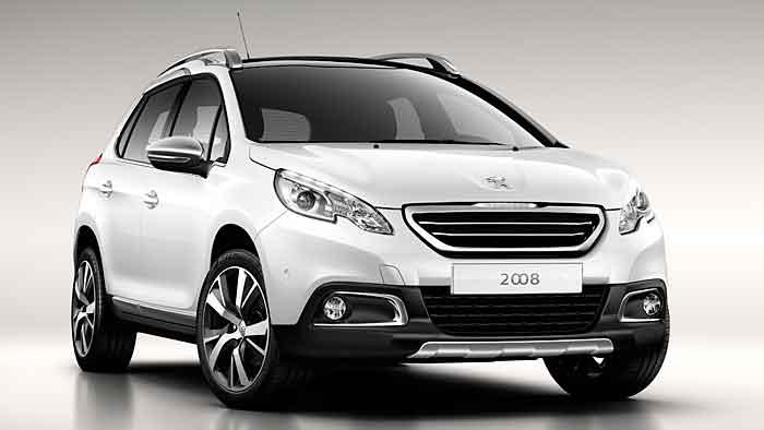 Der Peugeot 2008 wird auf drei Kontinenten gefertigt.