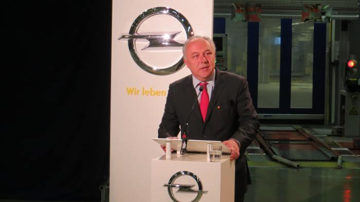Thüringens Wirtschaftsminister Matthias Machnig.