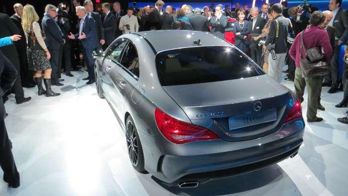 Mercedes CLA.