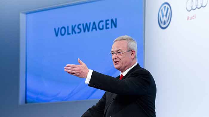 VW hält trotz Dämpfer an Jahreszielen fest