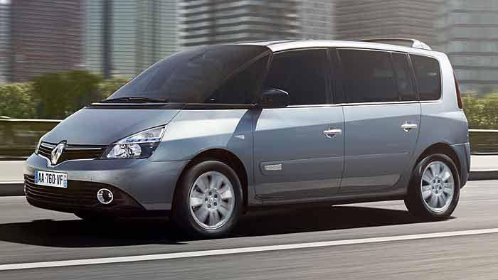 Vans wie der Renault Grand Espace sind gebraucht sehr begehrt.