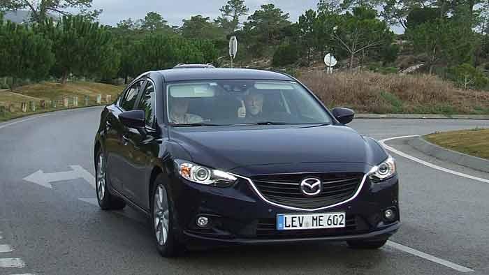 Der neue Mazda6 kommt am 2. Februar auf den Markt.