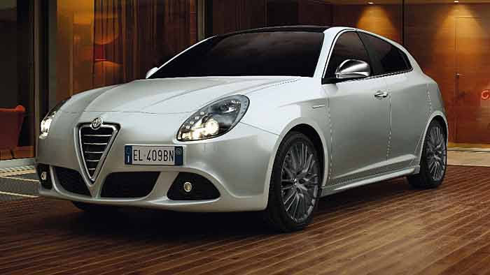 Alfa Romeo Giulietta Collezione: Limitierte Schönheit