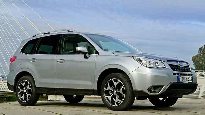 Der Subaru Forester startet in die vierte Generation.