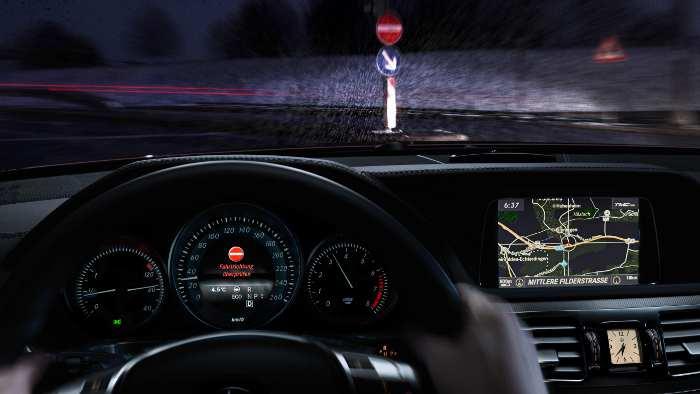 Mercedes: Assistenzsystem gegen Geisterfahrer