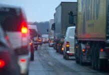 2014 gab es einen neuen Staurekord auf den deutschen Autobahnen.