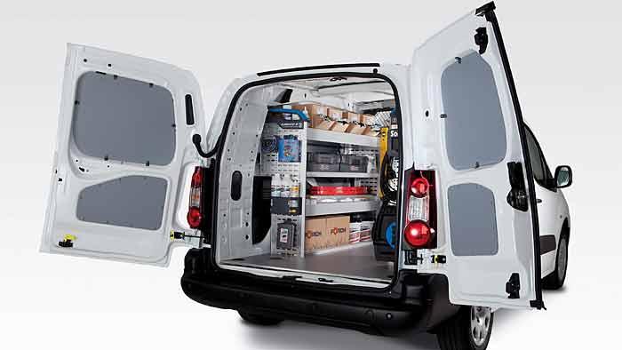 Der Peugeot Partner Gründerzeit richtet sich an Start Ups.