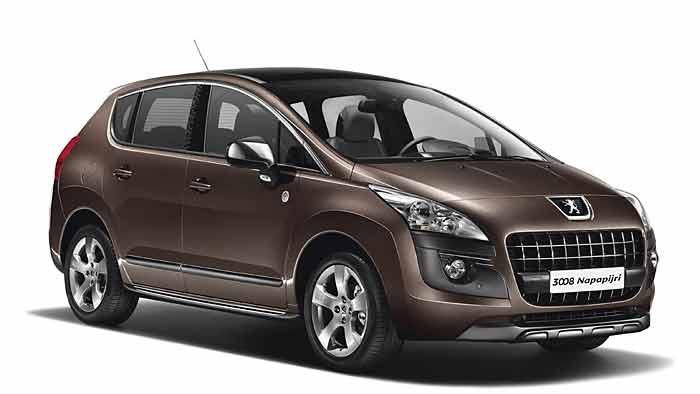 Das Sondermodell Peugeot 3008 Napapijri bietet einen Preisvorteil über 1900 Euro.