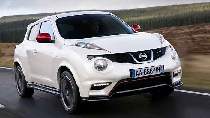 Der Nissan Juke Nismo ist der erste Ableger der Motorsport-Tochter.