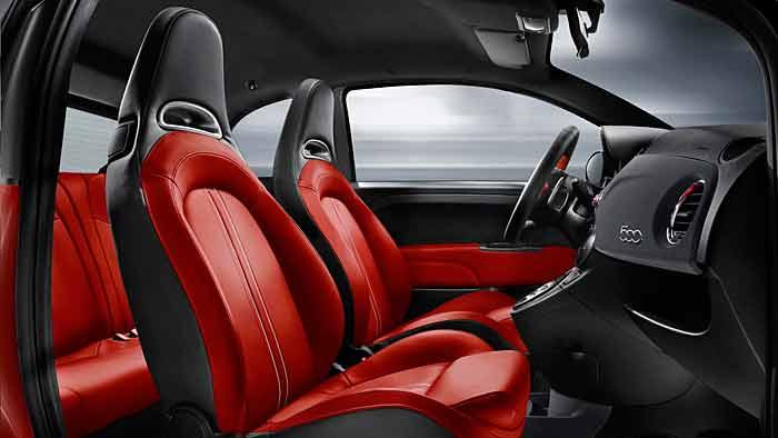 Der Abarth 595 Turismo profitiert vom Kultstatus des Fiat 500.
