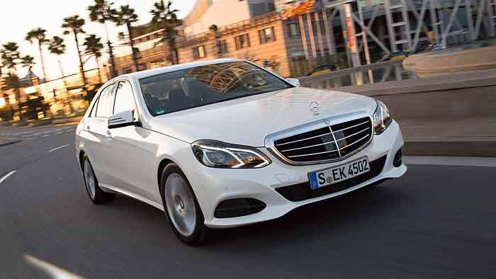 Daimler ruft CLS- und E-Klasse zurück