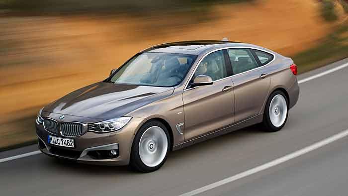 Der BMW 3er GT.