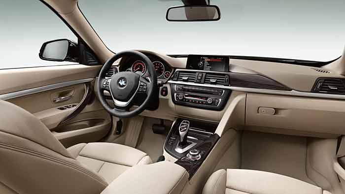 BMW enthüllt in Genf den neuen 3er GT.
